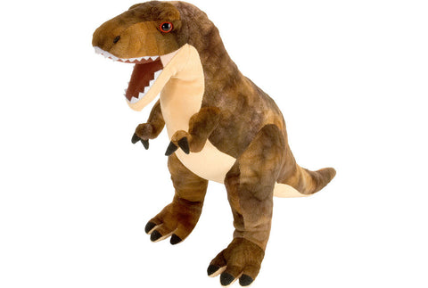 "Dinosauria T-Rex 15"" Plush - Finnegan's Toys & Gifts"