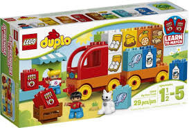 Lego Duplo 10818 My First Truck - Finnegan's Toys & Gifts - 1