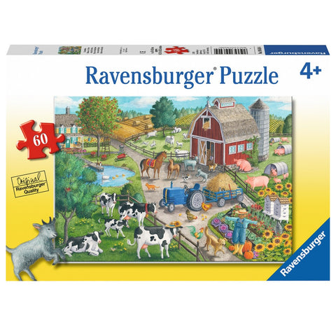 Ravensburger - Home on the Range Puzzle (60 pcs)