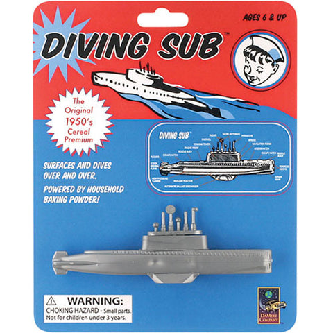 Diving Sub - Finnegan's Toys & Gifts