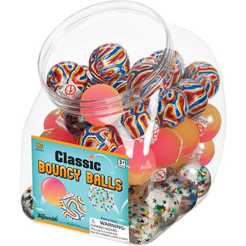 Classic Bouncy Ball - Finnegan's Toys & Gifts