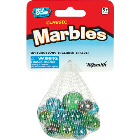 Classic Marbles Bag