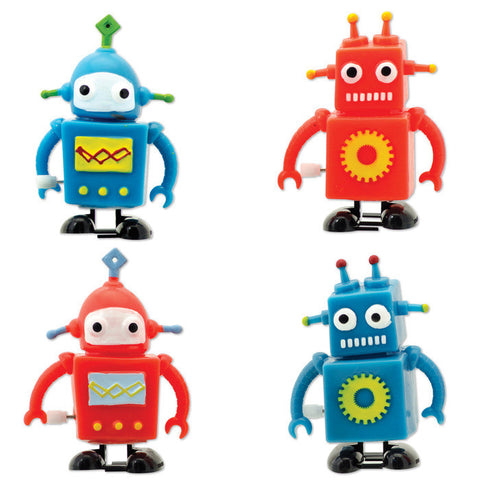 Wiggle Bots Wind-Ups - Finnegan's Toys & Gifts