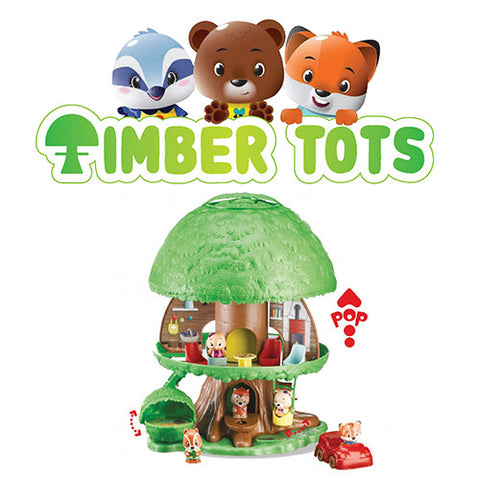 Timber Tots - Magic Tree House