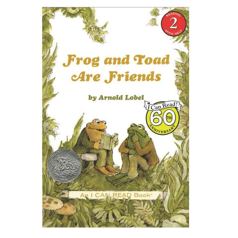Frog and Toad are Friends - Arnold Lobel (Paperback)