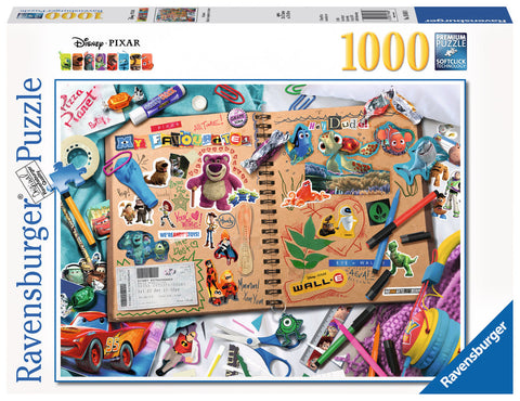 Scrapbook (1000 pc Puzzle)