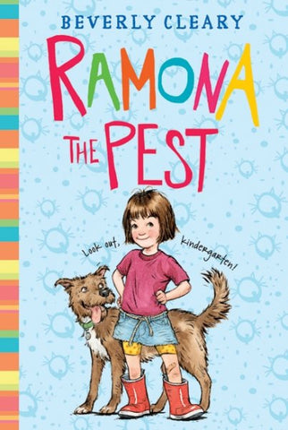 Ramona the Pest - Beverly Cleary (Paperback)