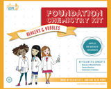 Foundation Chemistry Kit -- YellowScope - Finnegan's Toys & Gifts