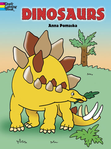 Dinosaurs - Coloring Book - Finnegan's Toys & Gifts