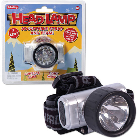 LED Head Lamp