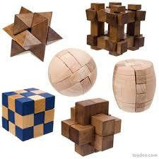 Mini Wood Puzzles - Assorted - Finnegan's Toys & Gifts