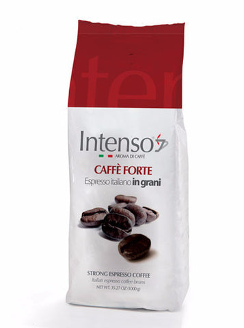 Intenso - Forte - Espresso Coffee Beans - 1 Kilo - Out of Stock
