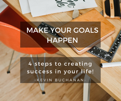 MAKE YOUR GOALS HAPPEN online course