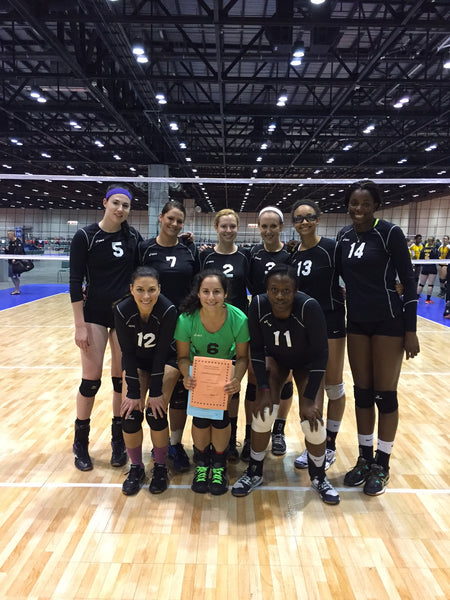 Magnext Sponsors USAV 2016 Volleyball Team National Championship Winners