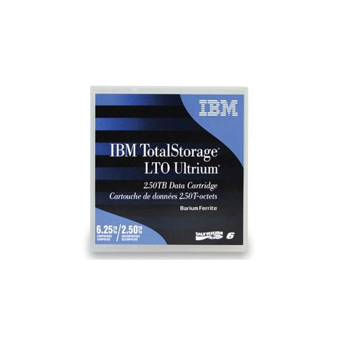 IBM 00V7590 LTO-6 Ultrium Data Cartridge