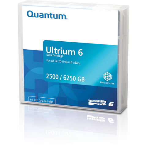 Quantum MR-L6MQN-01 LTO-6 Ultrium Data Cartridge