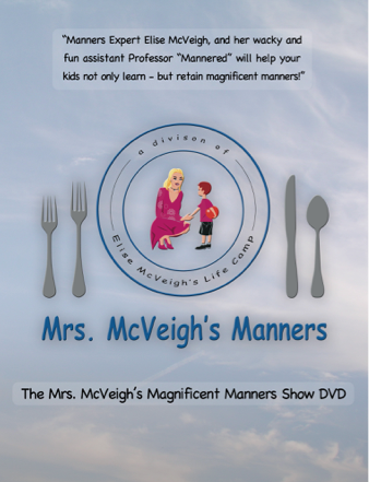 Mrs. McVeigh's Magnificent Manners Show Video