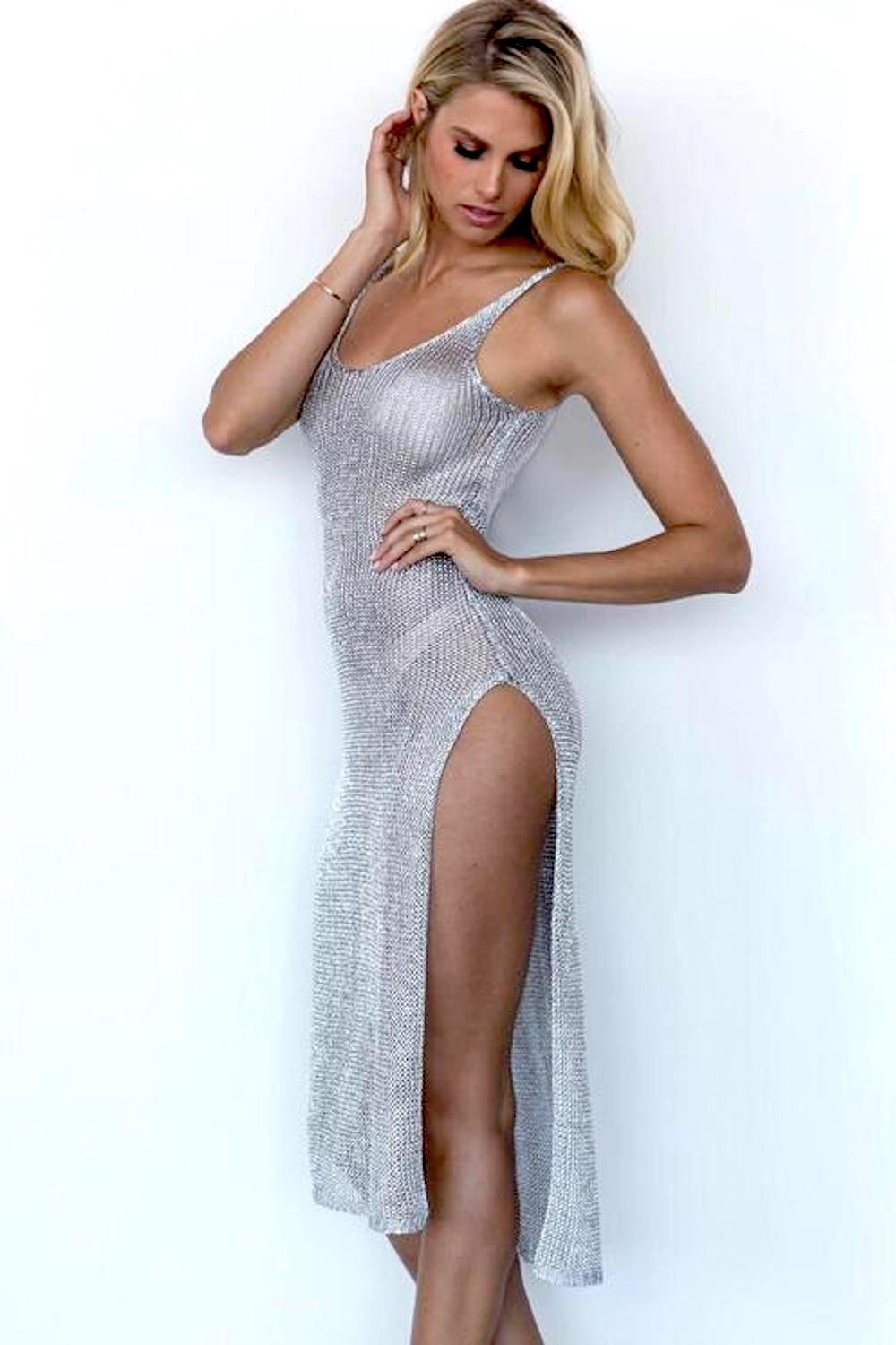 FABULOUS DRESS SILVER