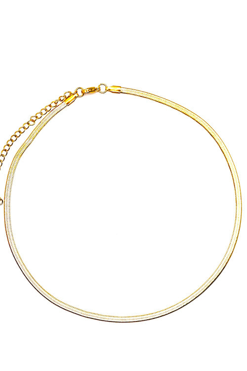 VICTORIA GOLD NECKLACE