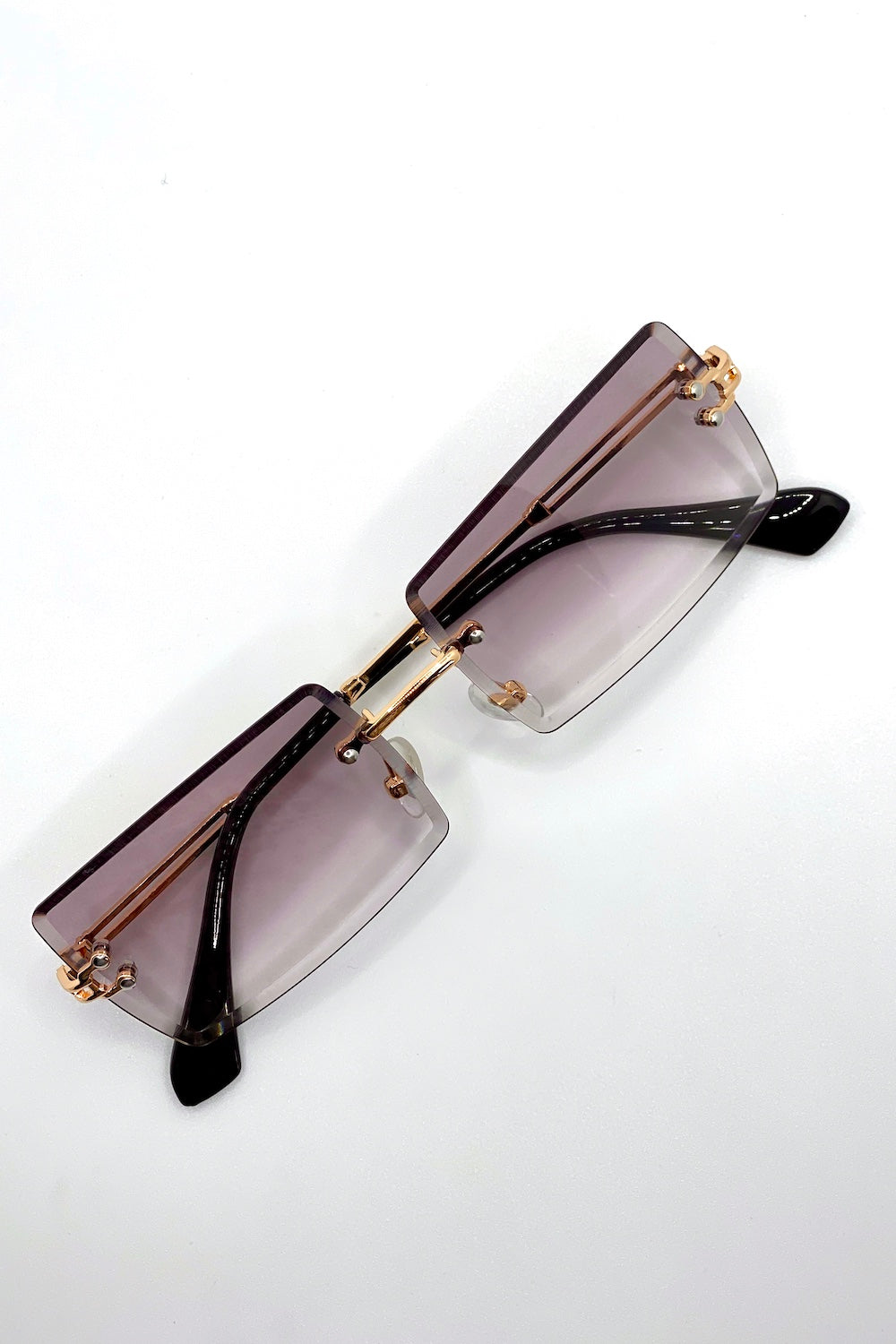 LOREN PURPLE SUNGLASSES