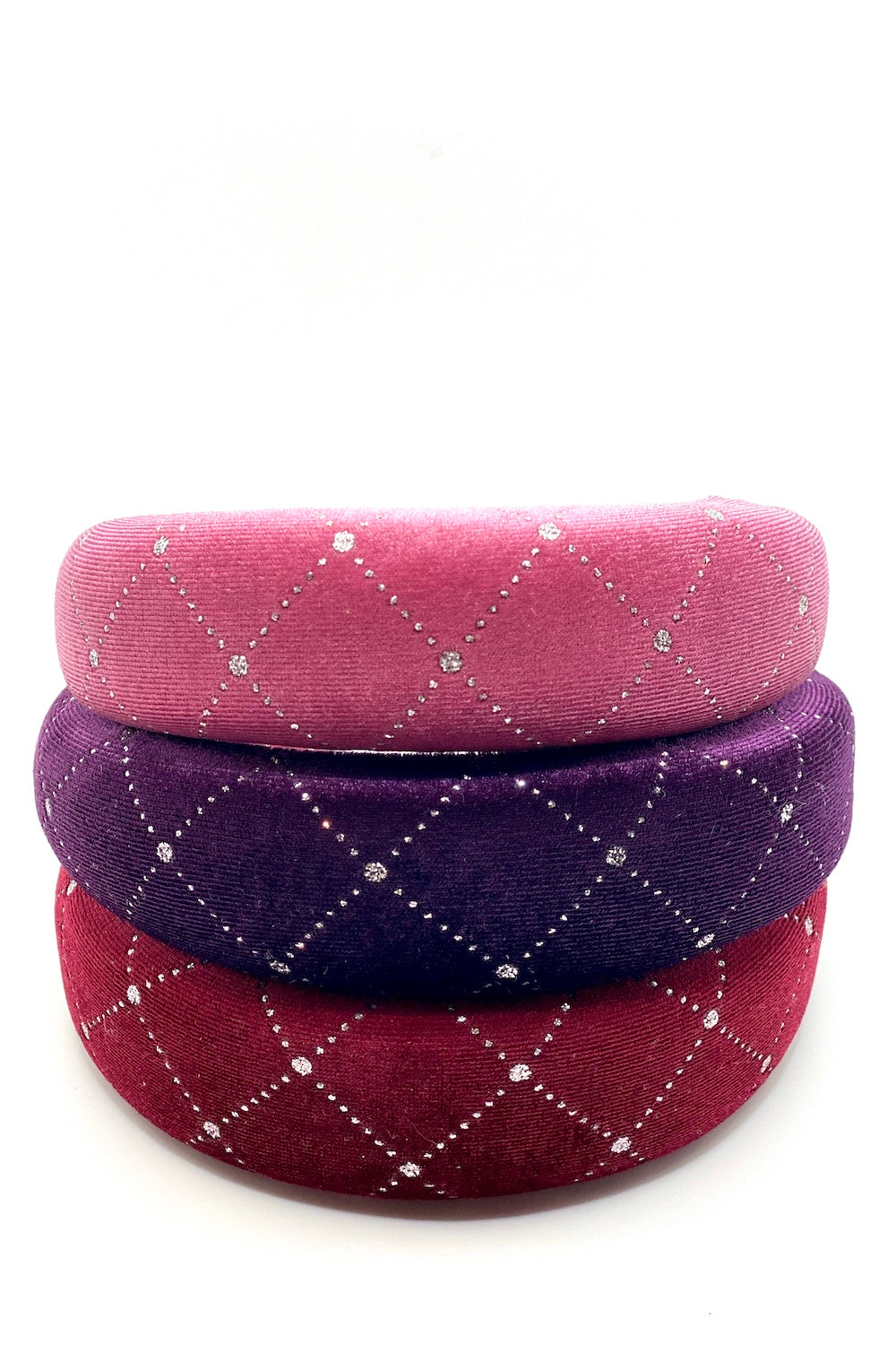 GRACE PURPLE HEADBAND