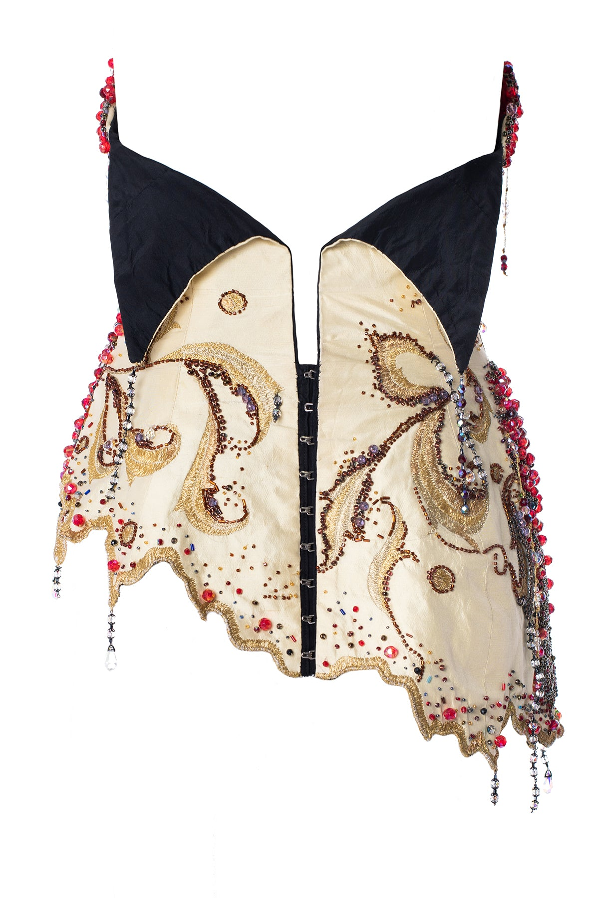 Alta Moda Embroidered Corset