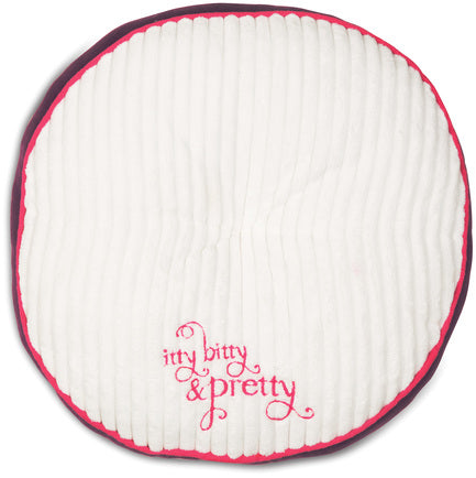Sweet Baby of Mine Grape Jelly Round Baby Pillow Baby Pillow Itty Bitty & Pretty - GigglesGear.com
