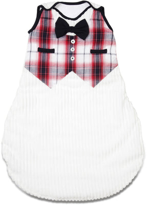 Fire Truck Baby Sleep Sack