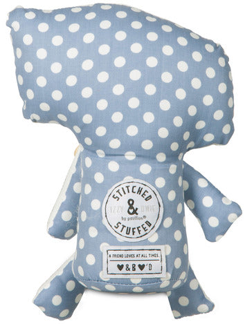 Elis the Elephant Stuffed Animal Stuffed Animal Stitched & Stuffed - GigglesGear.com