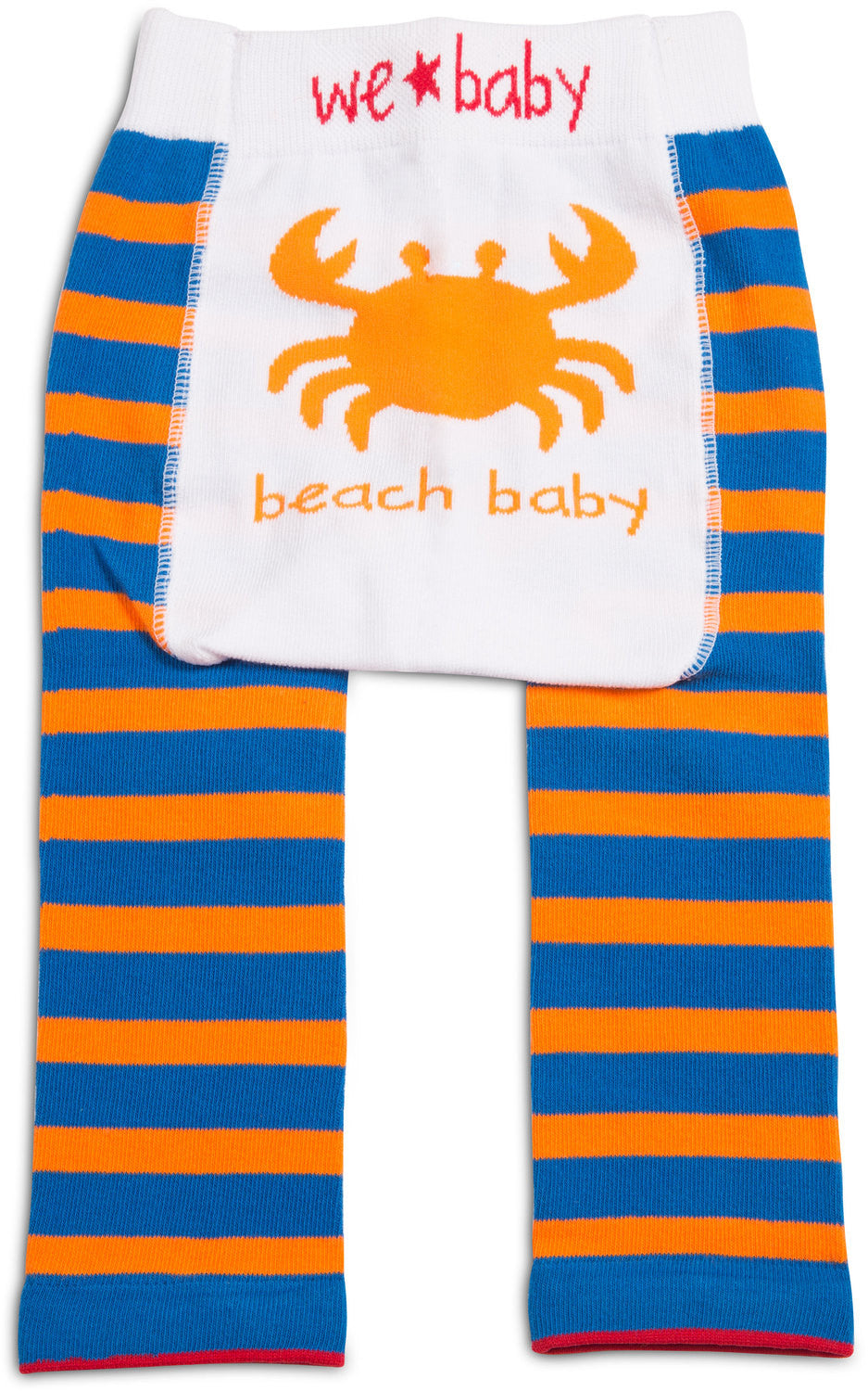 Beach Baby - Baby Boys Leggings, We Baby (Coming Soon) - GigglesGear.com
