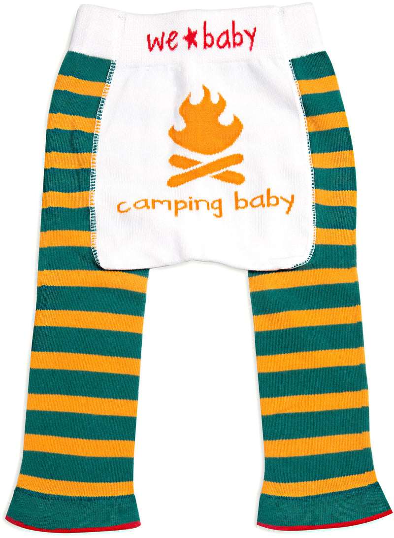 Camping Baby Girls Romper We Baby – Giggles Gear