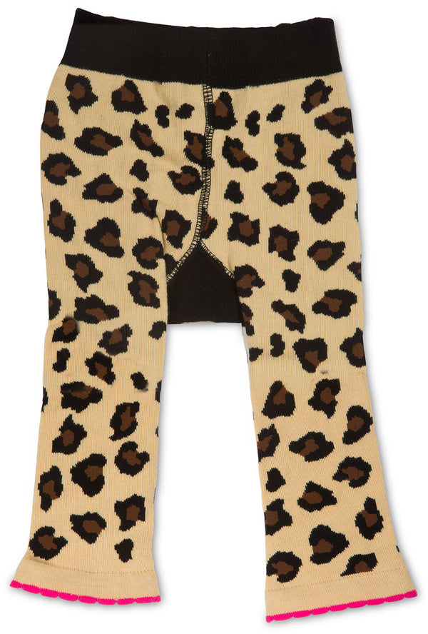 Jungle Cat Baby Leggings 12-24 M Leggings Izzy & Owie - GigglesGear.com