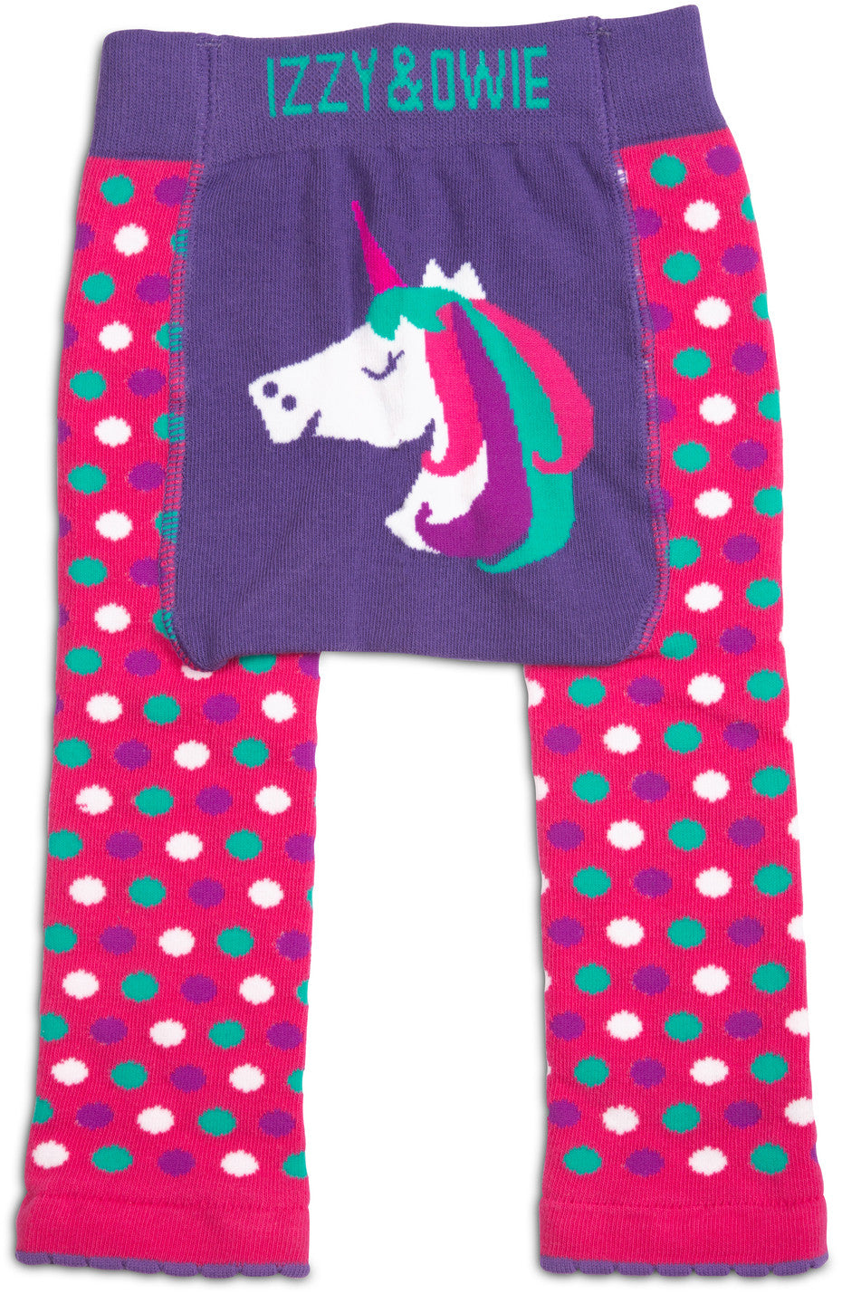 Rainbow Unicorn Baby Leggings - GigglesGear.com