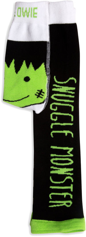 Snuggle Monster Baby Leggings 6-12M Leggings Izzy & Owie - GigglesGear.com