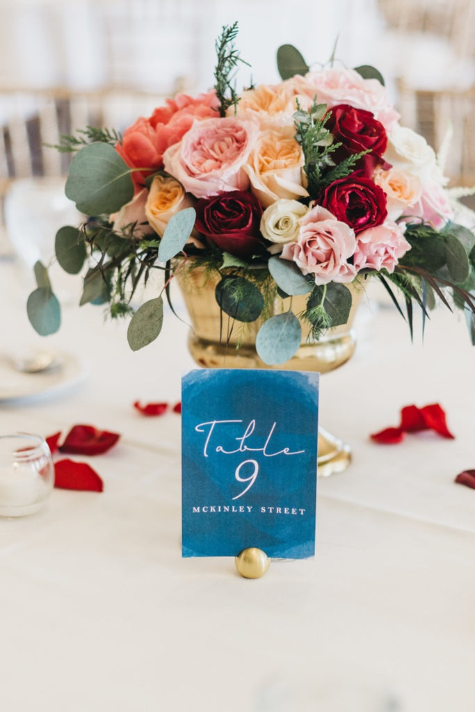 J + M Wedding at the Rehoboth Beach Country Club