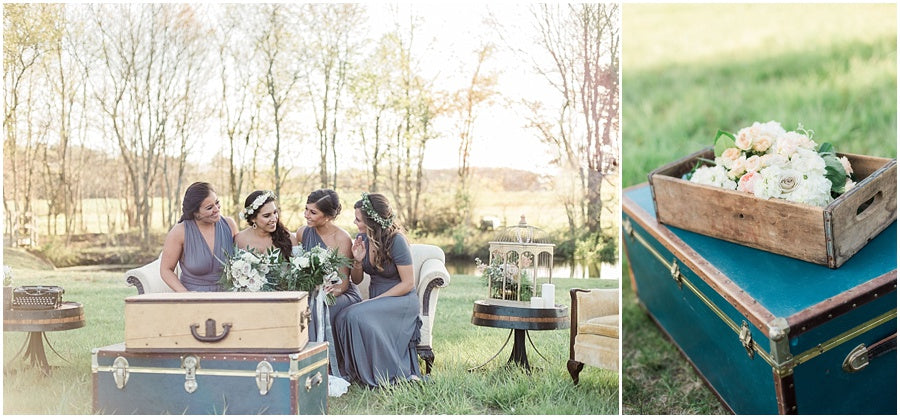leah adkins photography // little miss lovely floral design // a little rusty vintage rentals