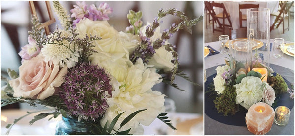 little miss lovely floral design // furnace town wedding // snow hill ocean city md