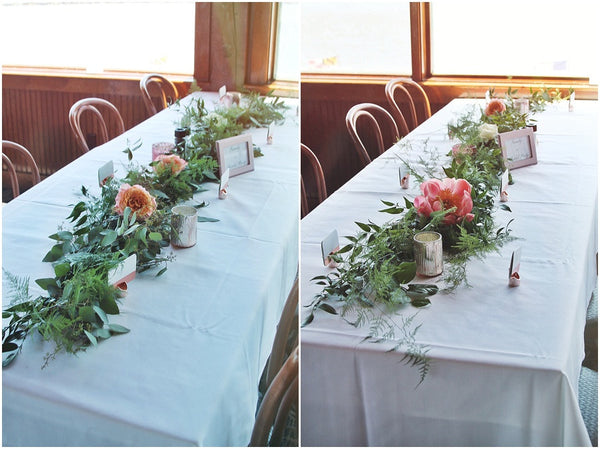 little miss lovely floral design // coral charm peony beach wedding // ocean city maryland harrisons harbor watch restaurant