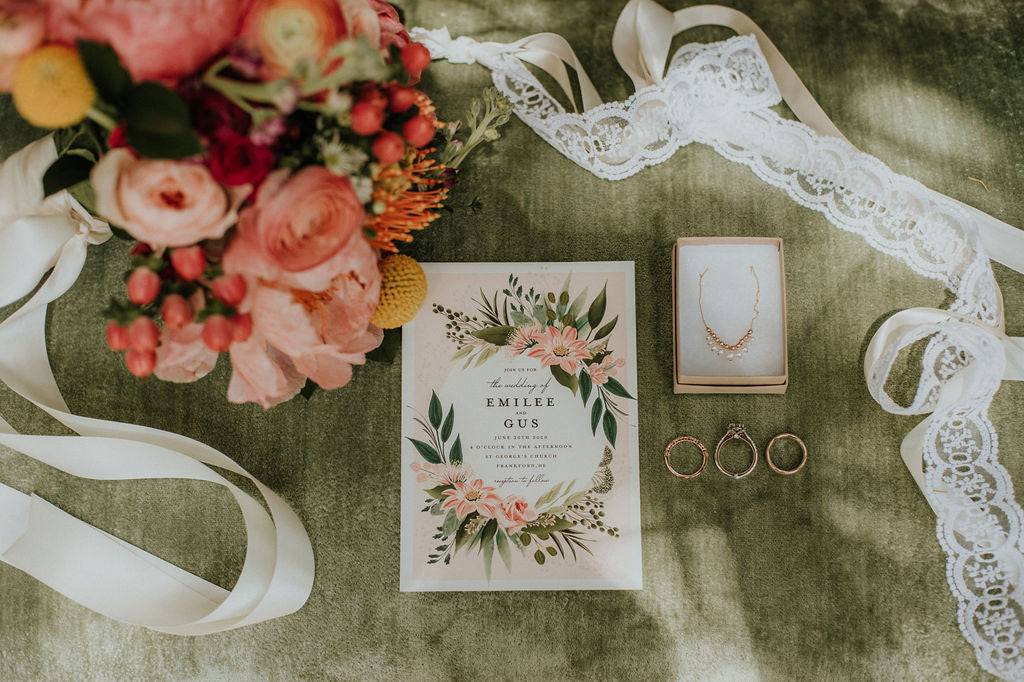 little miss lovely floral design // georgetown de wedding // leah adkins photography