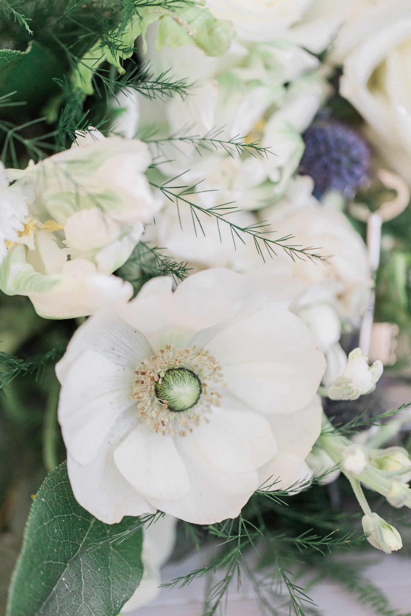 little miss lovely floral design // Dyanna LaMora Photography // a sweet affair weddings & events // lewes, de wedding