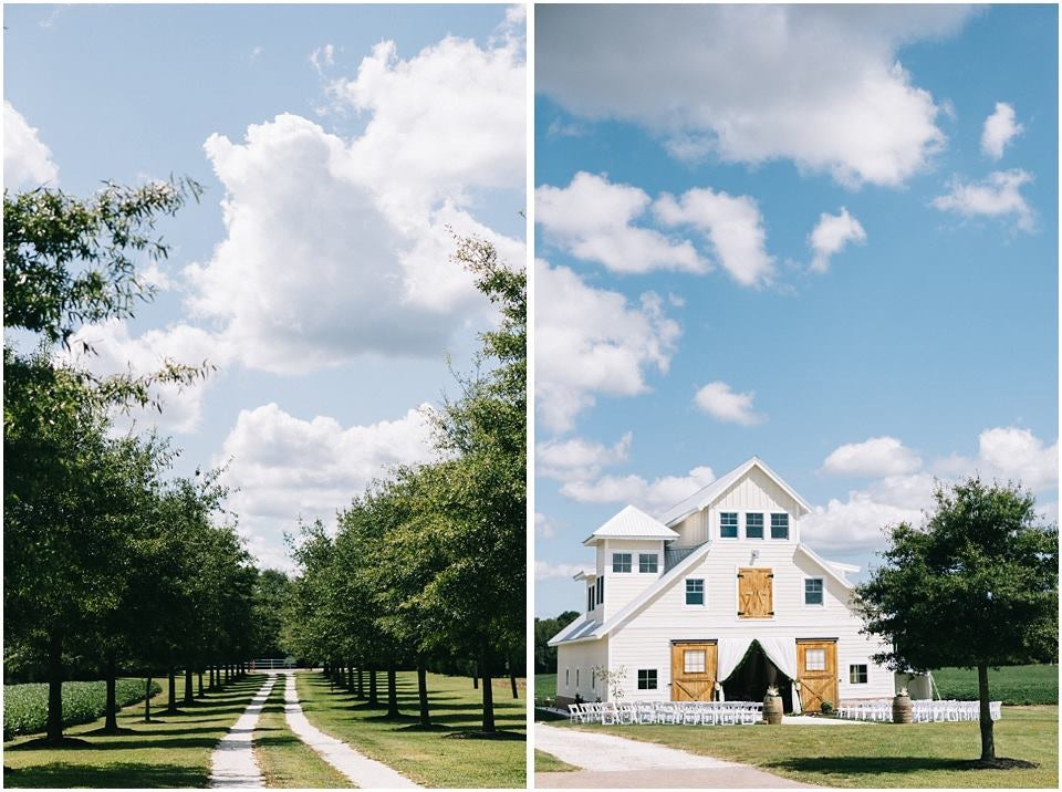 Fall Barn Wedding in Public Landing, Maryland // Little Miss Lovely Floral Design // Sarah Murray Photography