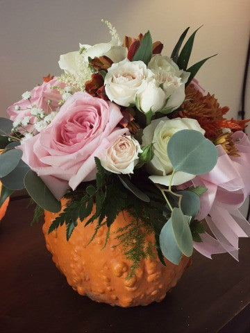 Thanksgiving Centerpiece Workshop: Tues. 11/26/19, 6 pm - 8 pm