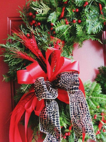 Holiday Wreath Decorating Workshop: Mon. 12/16/19, 6 pm - 8 pm