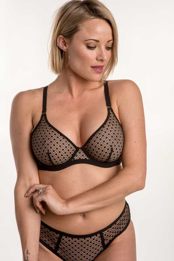 93205df570 Hanky Panky Plumage Open G-String 9Q1304 - The Lingerie Store USA