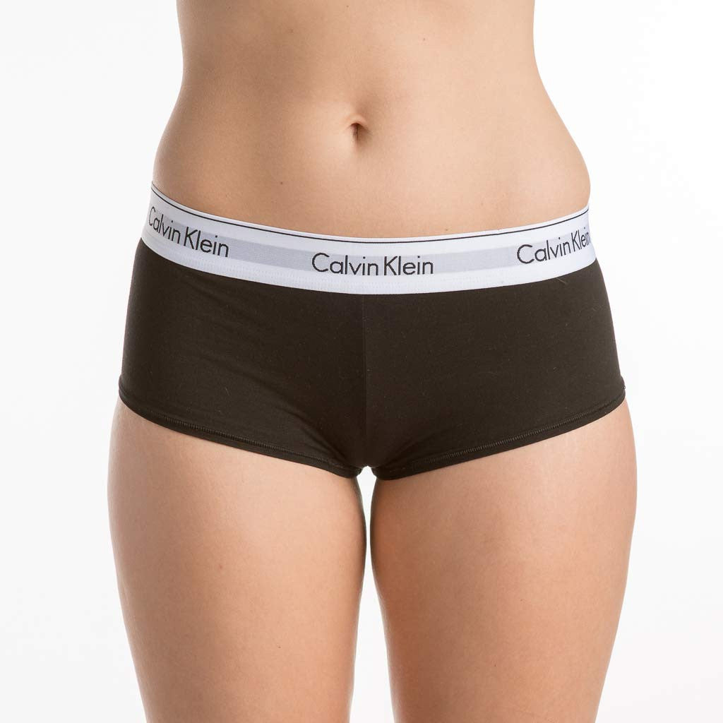 Calvin Klein F3788 Modern Cotton Boyshort Panty - The Lingerie Store ... a4557921302