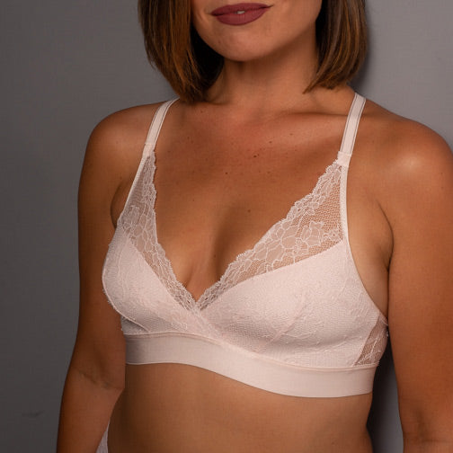 43965378a2 Chantelle Everyday Lace Wireless Bra 6721 - The Lingerie Store - The ...