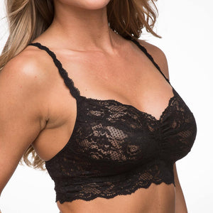 Cosabella NEVER1301 Never Say Never Lace Sweetie Bralette