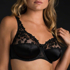 Fantasie Belle Underwire Full Cup DD-G Bra FL6000 is an underwire bra featuring full figure fit, Austrian embroidery, full coverage, and supportive cups. Ships in 24 hours!