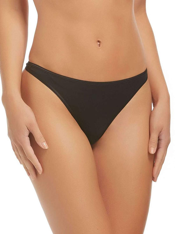 Felina So Smooth Modal Low Rise Thong 101P