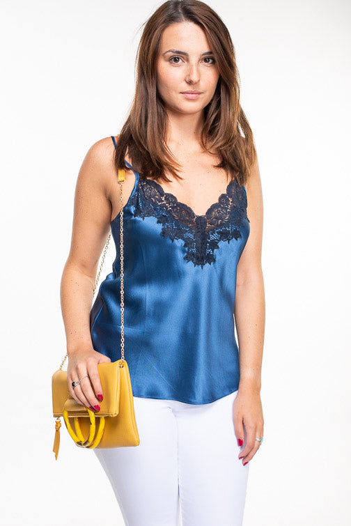 Ginia Pick & Mix Silk Camisole GPM201